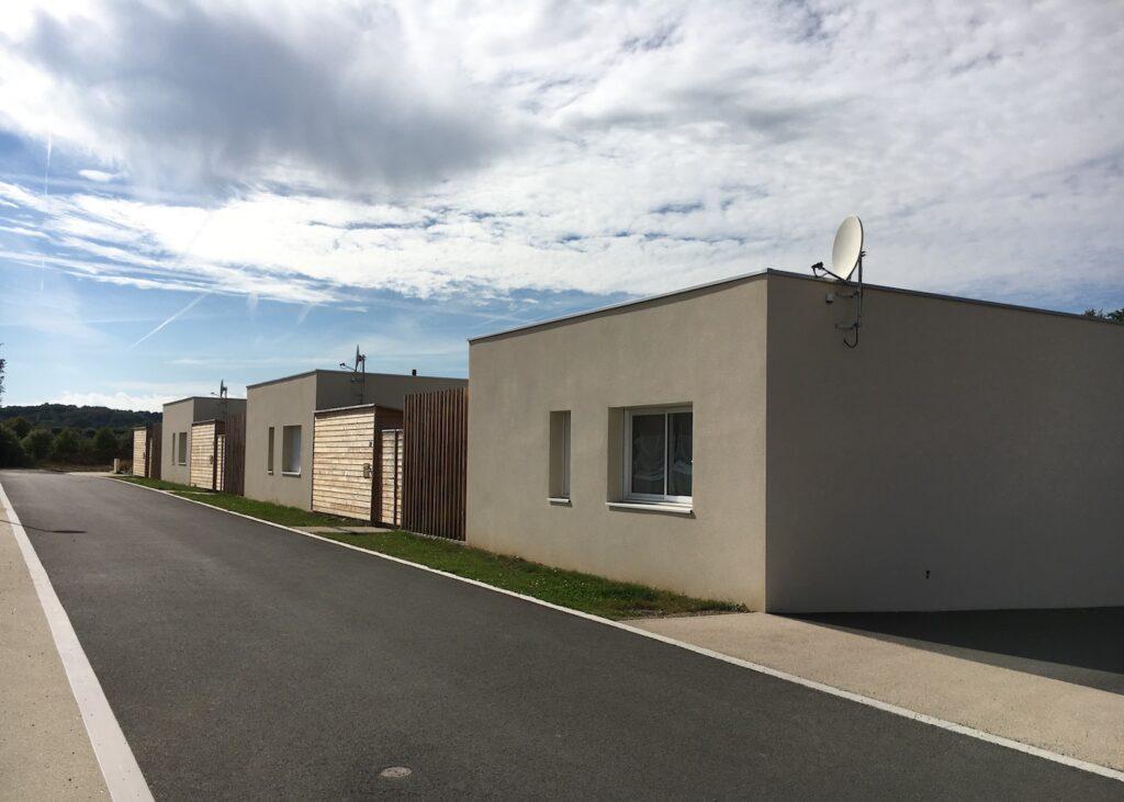 Logements sociaux Sèvre Loire Habitat